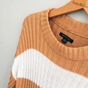 American Eagle Sweater Crop Top
